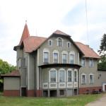 Erbrichtergut Pressel, Neues Herrenhaus