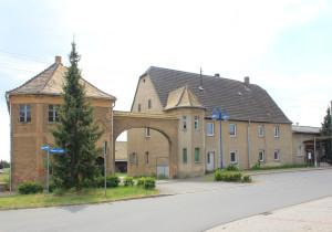 Erbrichtergut Pressel, Altes Herrenhaus