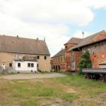 Erbrichtergut Pressel, Altes Herrenhaus, Hofansicht