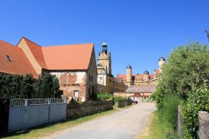 Domäne und Schloss Lichtenburg in Prettin