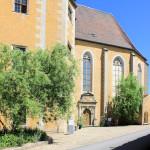 Schloss Lichtenburg Prettin, Schlosskirche