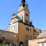 Schloss Lichtenburg Prettin, Torhaus