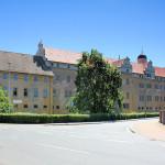 Schloss Lichtenburg Prettin, Westflügel