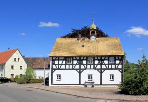 Bauernrathaus Prießnitz