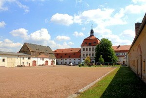 Prießnitz, Rittergut