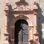 Schloss Prießnitz, Portal