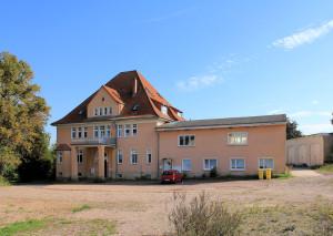 Rittergut Priester, Herrenhaus