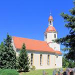 Probsthain, Ev. Pfarrkirche
