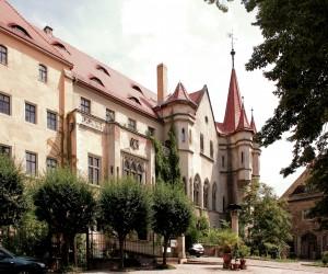 Püchau, Schloss
