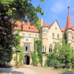 Rittergut Püchau, Nordflügel Schloss
