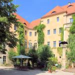 Rittergut Püchau, Schloss