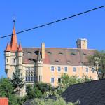 Rittergut Püchau, Südflügel Schloss