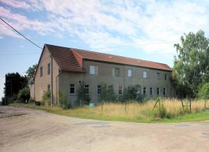 Rittergut Puschwitz, Herrenhaus