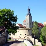 Querfurt, Burg