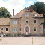 Rittergut Raitzen, Herrenhaus