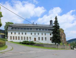 Rittergut Rechenberg, Herrenhaus
