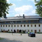 Rittergut Rechenberg, Herrenhaus Hofseite