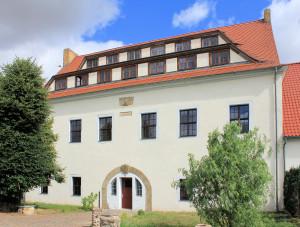 Rittergut Repitz (Gestüt), Herrenhaus