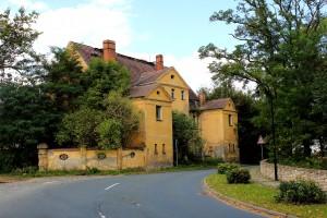 Theißen-Reußen, Herrenhaus