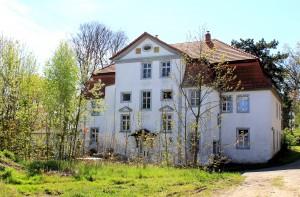Reuden (bei Zeitz), Herrenhaus