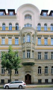 Wohnhaus Johannisallee 11 Reudnitz