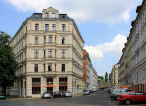 Wohnhaus Johannisalle 7 Reudnitz