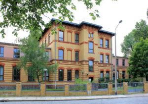 Ehem. Kinderkrankenhaus Reudnitz (Hauptgebäude)