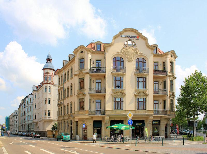 Ostplatz Leipzig wohnhaus oststraße 2 reudnitz stadt leipzig artikel artikel