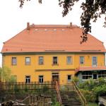 Rittergut Riechberg, Herrenhaus