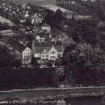 Rittergut Böhlen, Herrenhaus (vor 1945)