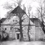 Herrenhaus um 1930