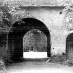 Zufahrt zum Rittergut Falkenhain um 1935