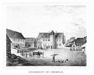 Herrenhaus des Rittergutes Hermsdorf
