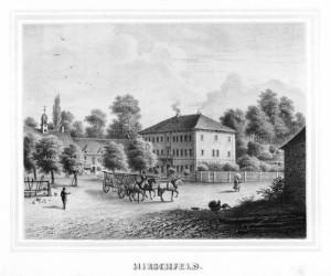 Herrenhaus Rittergut Hirschfeld