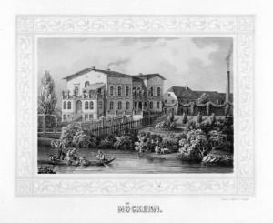 Herrenhaus Möckern (1854)