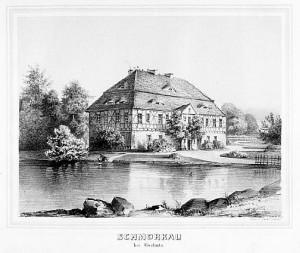 Herrenhaus Schmorkau