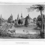 Rittergut Thammenhain 1854