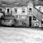 Pferdestall um 1935
