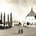 Rittergut Voigtshain um 1860