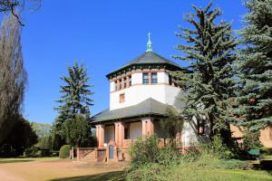 Rochlitz, Friedhofskapelle