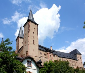 Schloss Rochlitz, Landkreis Mittelsachsen