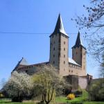 Schloss Rochlitz, Nordansicht
