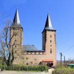 Schloss Rochlitz, Westansicht