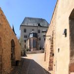 Schloss Rochlitz, Vorschloss und Schlosskapelle