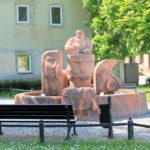 Rochlitz, Steinmetzbrunnen