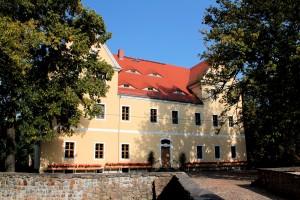 Barockschloss Röcknitz bei Eilenburg