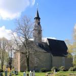 Röhrsdorf, Ev. Pfarrkirche