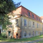 Rittergut Roitzsch, Herrenhaus, Südflügel
