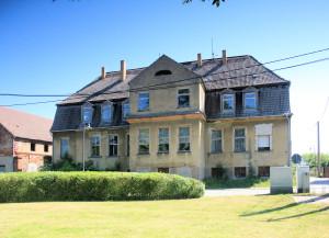 Rittergut Rosenfeld, Herrenhaus
