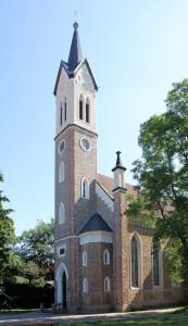 Roßlau, Ev. Stadtkirche St. Marien